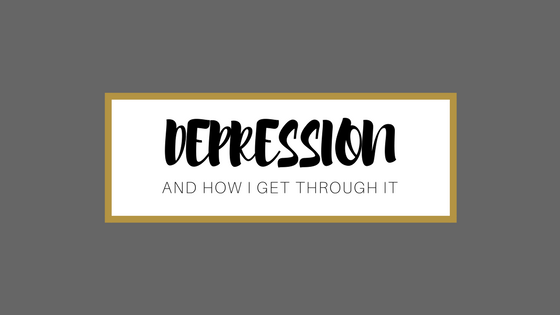 Life is F*!$ing Hard – How I Get It Together When Depression Kicks My Ass.