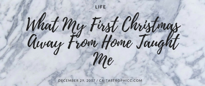 Cait's First CapitalChristmas
